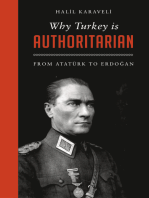 Why Turkey is Authoritarian: From AtatürktoErdoan