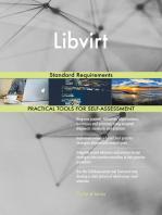 Libvirt Standard Requirements