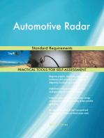 Automotive Radar Standard Requirements