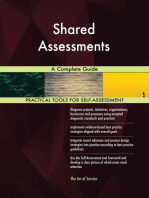 Shared Assessments A Complete Guide