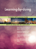 Learning-by-doing Complete Self-Assessment Guide