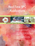 Real-Time SPC Applications Standard Requirements