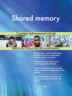 Shared memory Complete Self-Assessment Guide