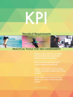 KPI Standard Requirements