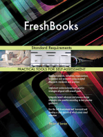 FreshBooks Standard Requirements