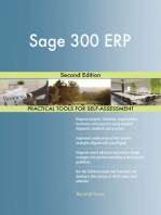 Sage 300 ERP Second Edition