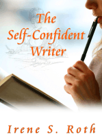 The Self-Confident Writer