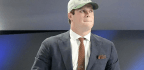 Jets Rookie Quarterback Sam Darnold Prepares For Life On And Off The Field