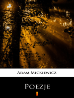 Poezje By Adam Mickiewicz Book Read Online