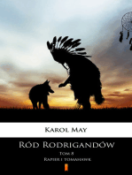 Ród Rodrigandów. Rapier i tomahawk