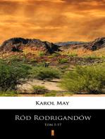 Ród Rodrigandów. Tom 1–17