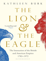 Lion and the Eagle