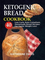 Ketogenic Bread Cookbook