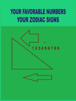 Your Favorable Numbers - Your Zodiac Signs
