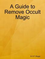 A Guide to Remove Occult Magic