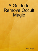 A Guide to Remove Occult Magic