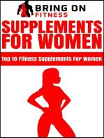Supplements for Women