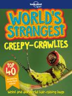 World's Strangest Creepy-Crawlies