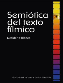 Semiótica del texto fílmico