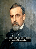Quo Vadis and Ten Other Books