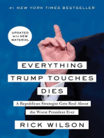 Everything Trump Touches Dies