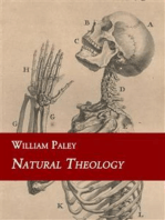 Natural Theology: or, Evidences of the Existence and Attributes of the Deity; Collected from the Appearances of Nature