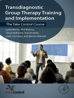 Transdiagnostic Group Therapy Training and Implementation: The Take Control Course