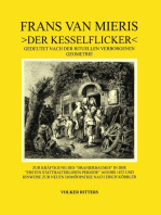 Frans van Mieris >Der Kesselflicker<