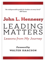 Leading Matters
