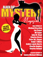 Black Cat Mystery Magazine #3