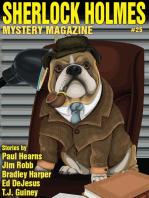 Sherlock Holmes Mystery Magazine #25