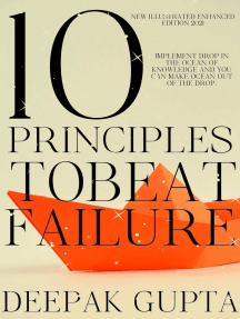 10 Principles To Beat Failure: Illustrated Enhanced Edition 2021