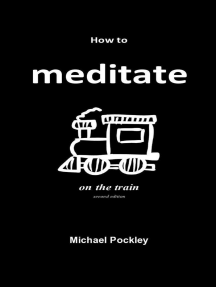 How to Meditate on the Train