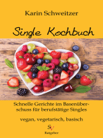 Single-Kochbuch