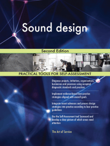 Sound design Second Edition
