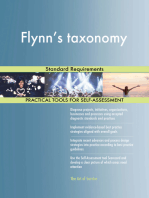 Flynn's taxonomy Standard Requirements