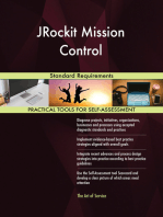 JRockit Mission Control Standard Requirements