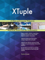 XTuple A Clear and Concise Reference