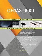 OHSAS 18001 Complete Self-Assessment Guide