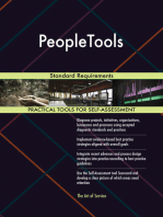 PeopleTools Standard Requirements