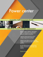 Power center Complete Self-Assessment Guide