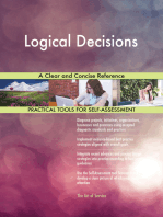 Logical Decisions A Clear and Concise Reference