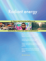 Radiant energy A Clear and Concise Reference