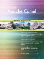 Apache Camel Standard Requirements
