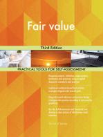 Fair value Third Edition