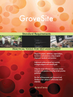 GroveSite Standard Requirements