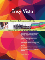 Easy Vista Complete Self-Assessment Guide