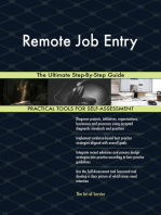 Remote Job Entry The Ultimate Step-By-Step Guide