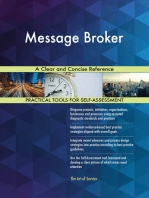 Message Broker A Clear and Concise Reference