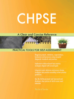 CHPSE A Clear and Concise Reference